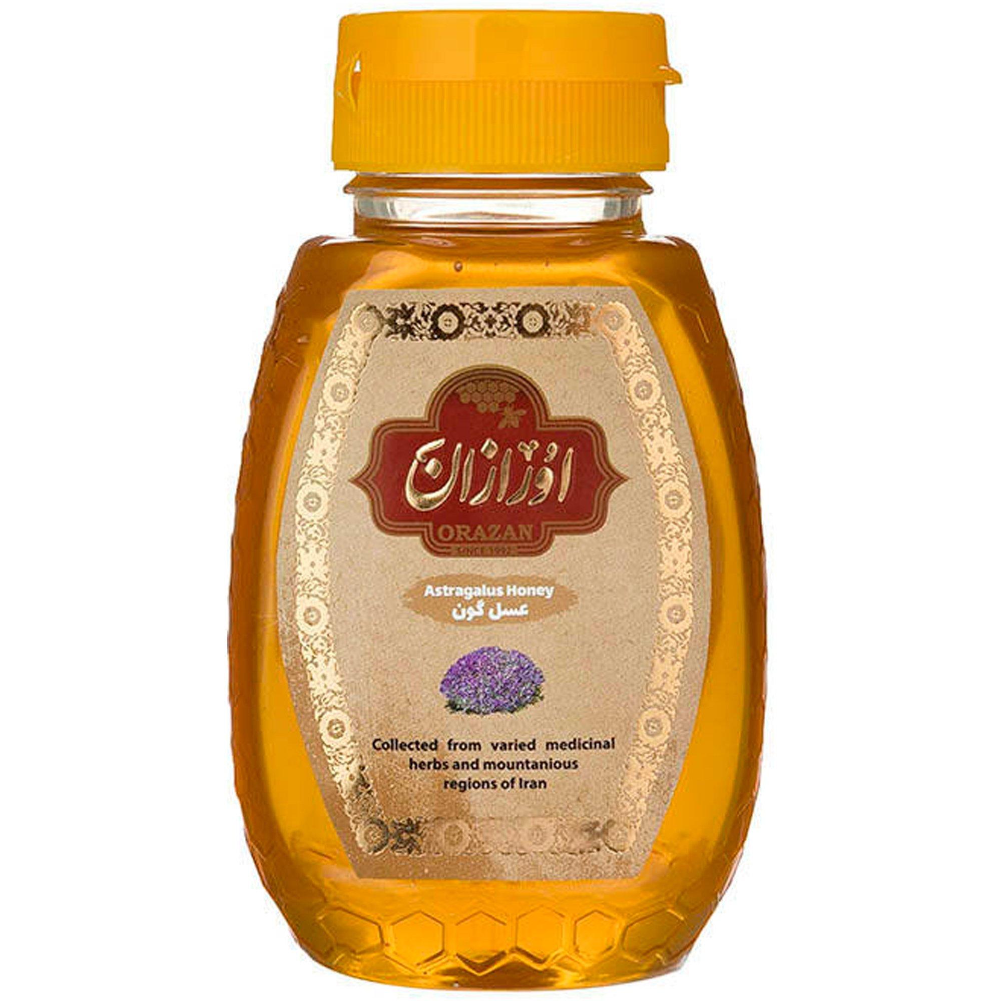 عسل ارگانیک گون اورازان 250 گرمی