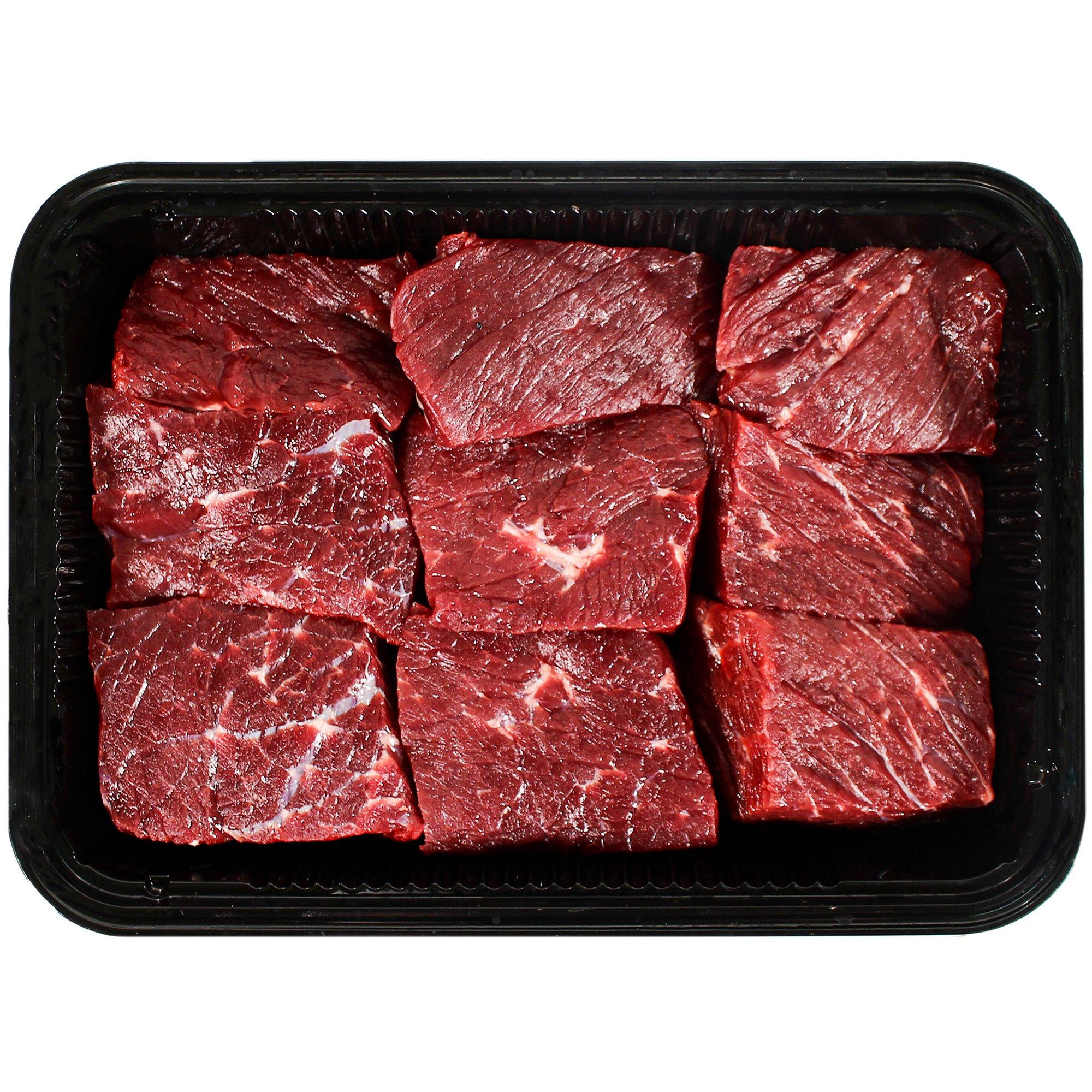 گوشت خورشتی گوساله ۵۰۰ گرمی