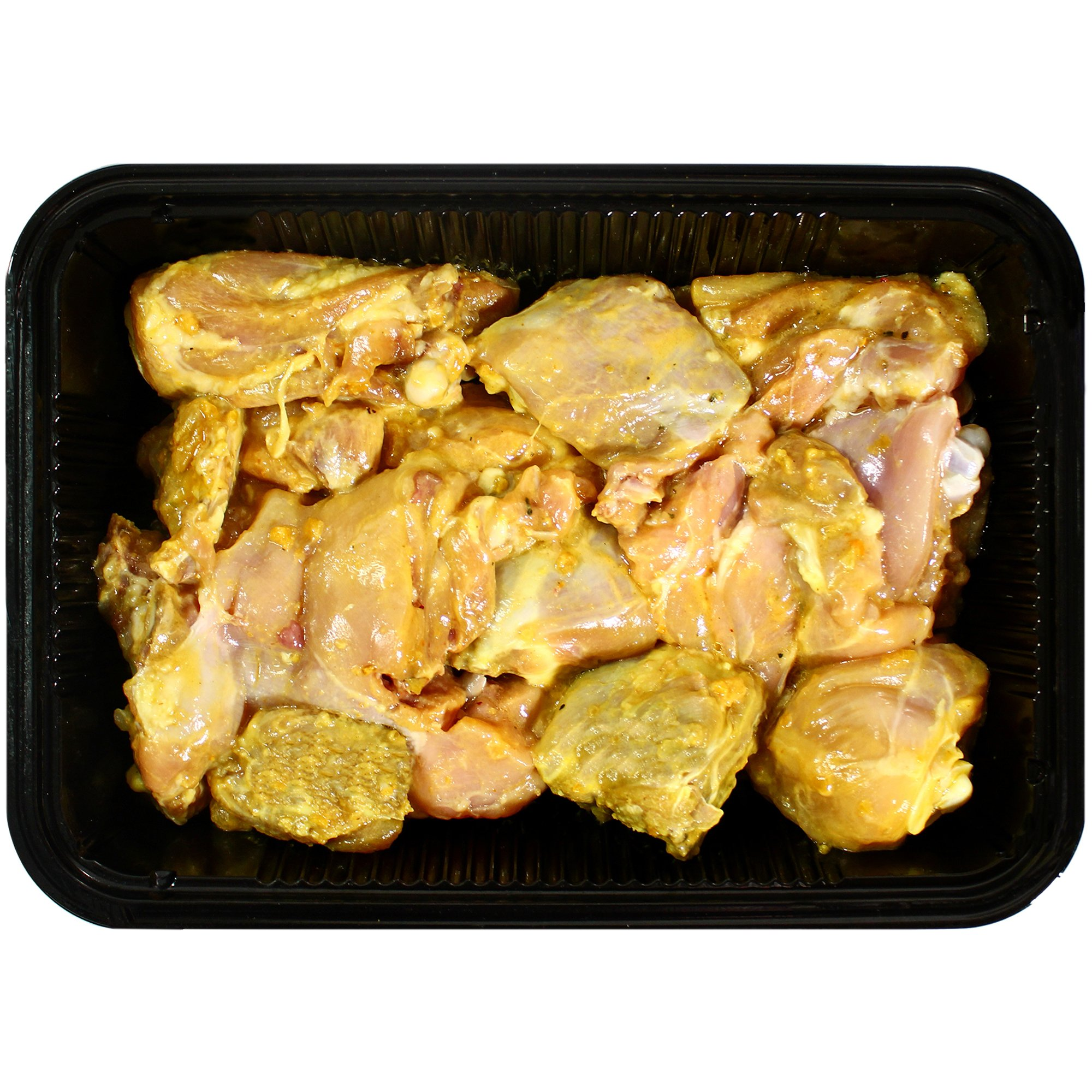 ران مرغ زعفرانی 500 گرمی