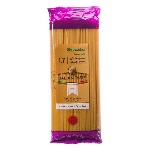 ماکارونی ۱.۷ هایپراستار ۹۰۰ گرمی