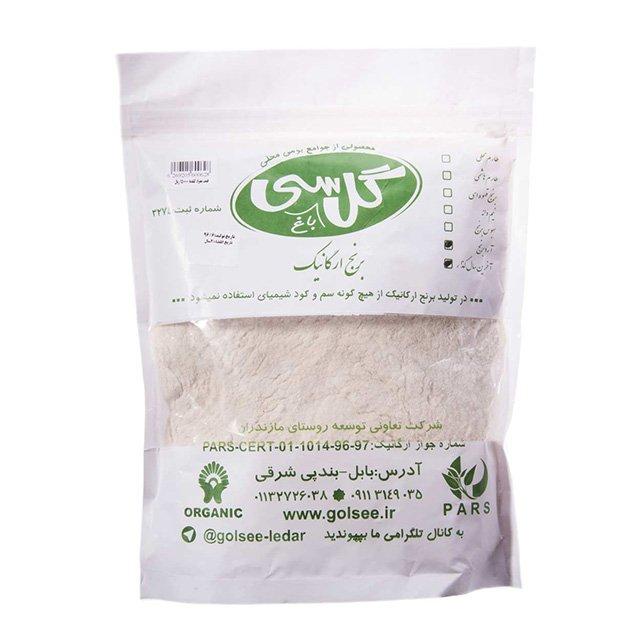 آرد برنج طارم گل سی ۱ کیلوگرمی