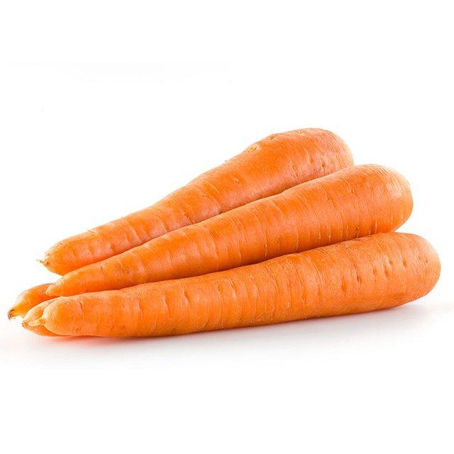 هویج ۱ کیلوگرمی ± ۴۰ گرم