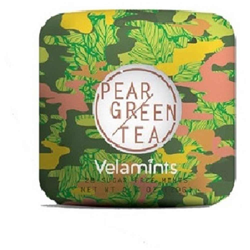 خوشبو کننده دهان با طعم چای سبز ولامینتس 21 عددی