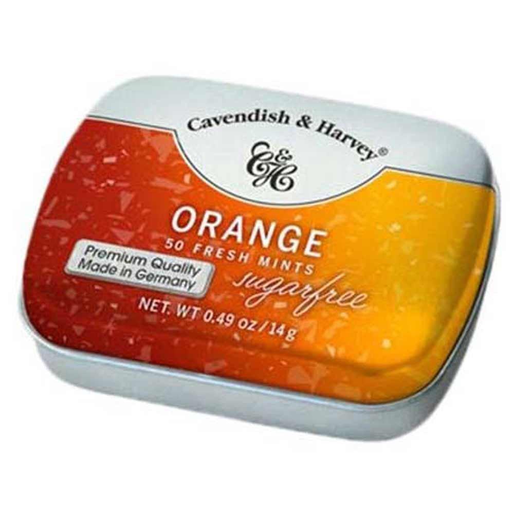 خوشبو کننده دهان پرتقالی کاوندیش & هاروی 14 گرمی