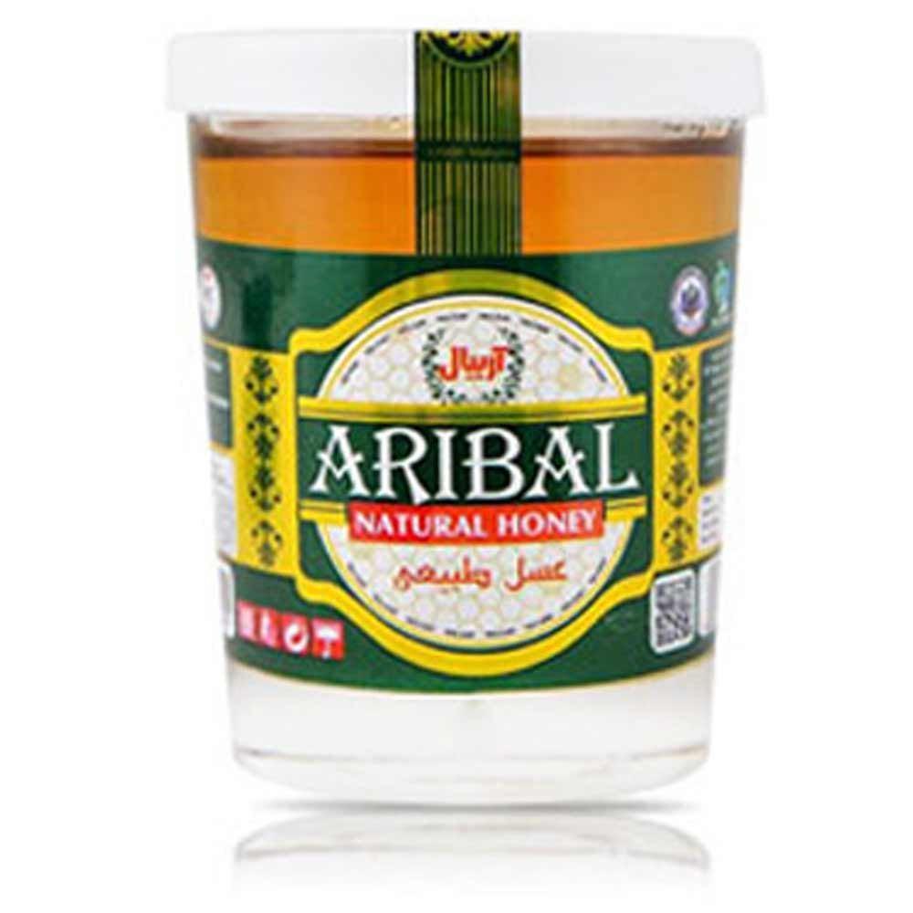 عسل طبیعی کوچک آریبال 125 گرمی