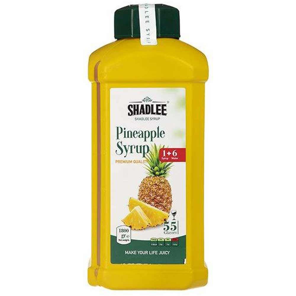 شربت آناناس شادلی 1.8 کیلوگرمی