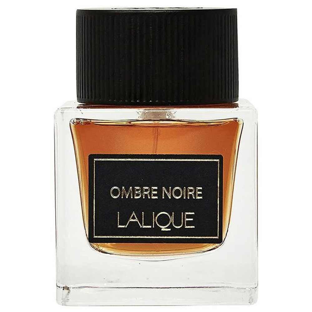 ادو تویلت مردانه لالیک مدل Ombre Noire حجم 100 میلی لیتری