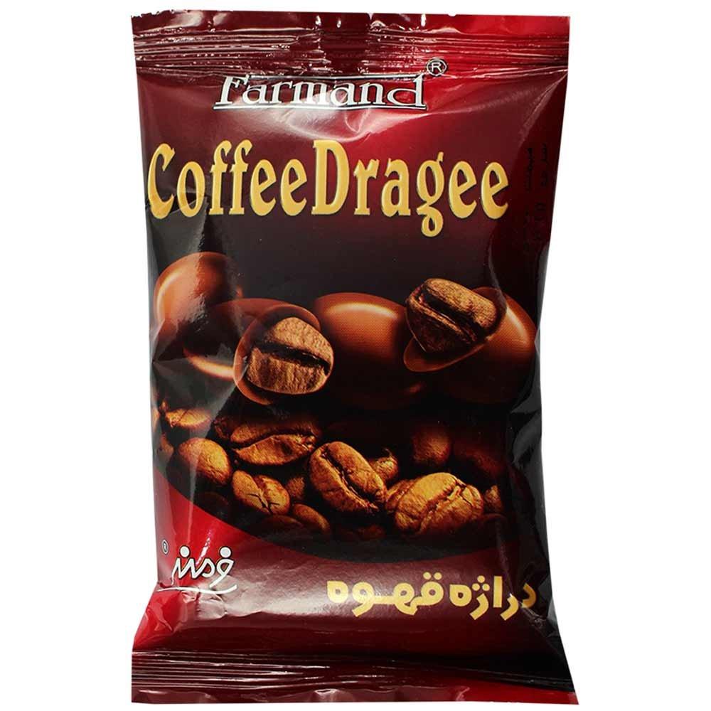 دراژه مغز قهوه فرمند ۶۰ گرمی