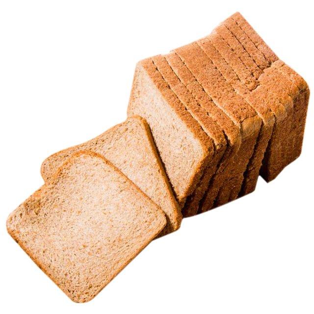 نان تست گندم سبوسدار ۸۰۰ گرمی