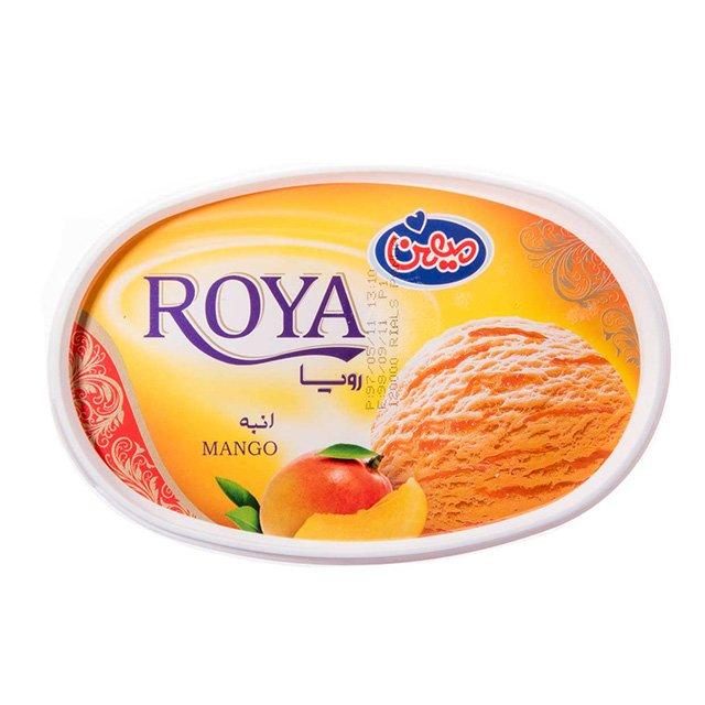 بستنی انبه رویا میهن ۶۵۰ گرمی
