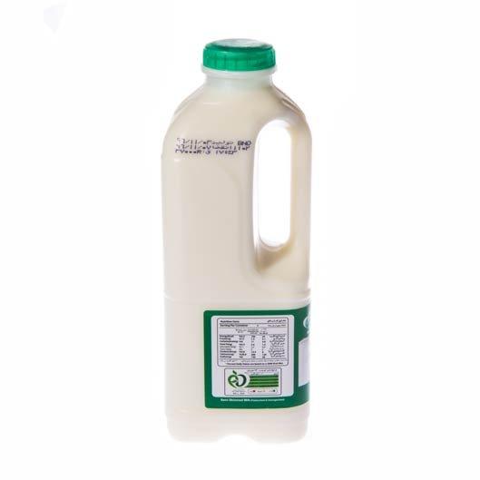 شیر کم چرب مانیزان ۱ لیتری