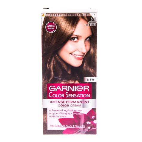 رنگ مو شماره ۶.۰ کالر سنسیشن گارنیه ۴۰ میلی لیتری