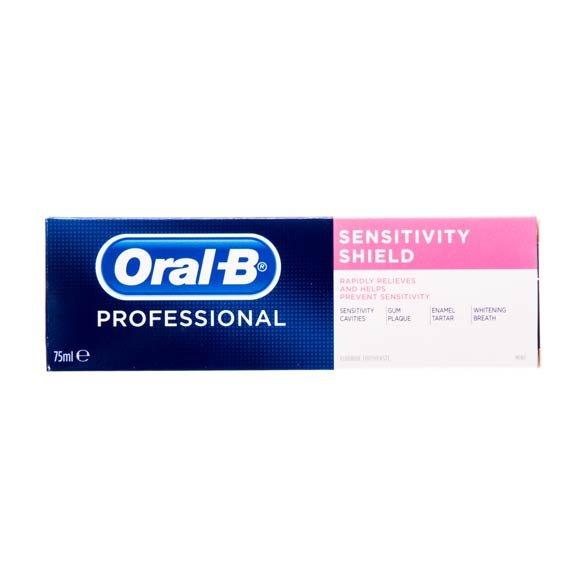 خمیر دندان ضد حساسیت اورال بی ۷۵ میلی لیتری