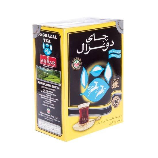 چای دوغزال سیلان ارل گری ۲۵۰ گرمی