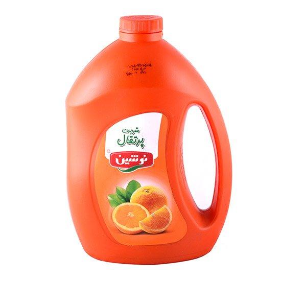 شربت پرتقال نوشین ۲.۷ کیلوگرمی