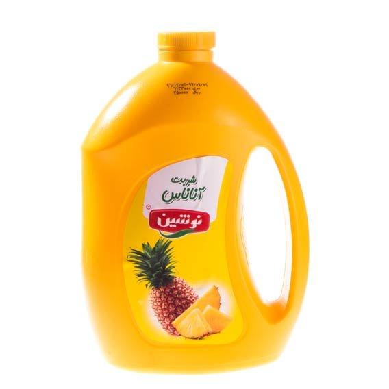 شربت آناناس نوشین ۲.۷ گرمی