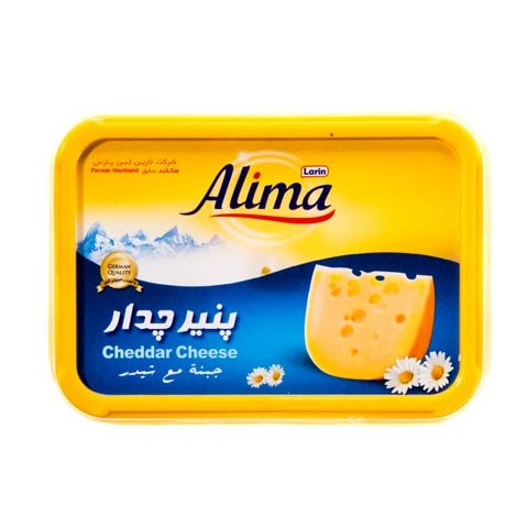 پنیر چدار آلیما هراز ۱۷۰ گرمی