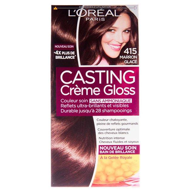 رنگ مو شماره ۴۱۵ کستینگ لورال ۱۲۰ میلی لیتری