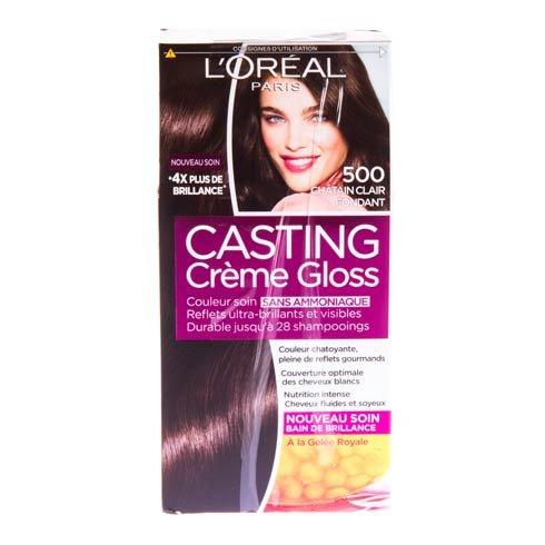 رنگ موی کیت ۵۰۰ کستینگ  اورال ۱۲۰ میلی لیتری