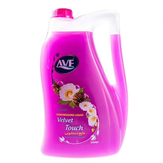 مایع دستشویی ورژن ۲ سرخابی اوه ۳.۵ کیلوگرمی