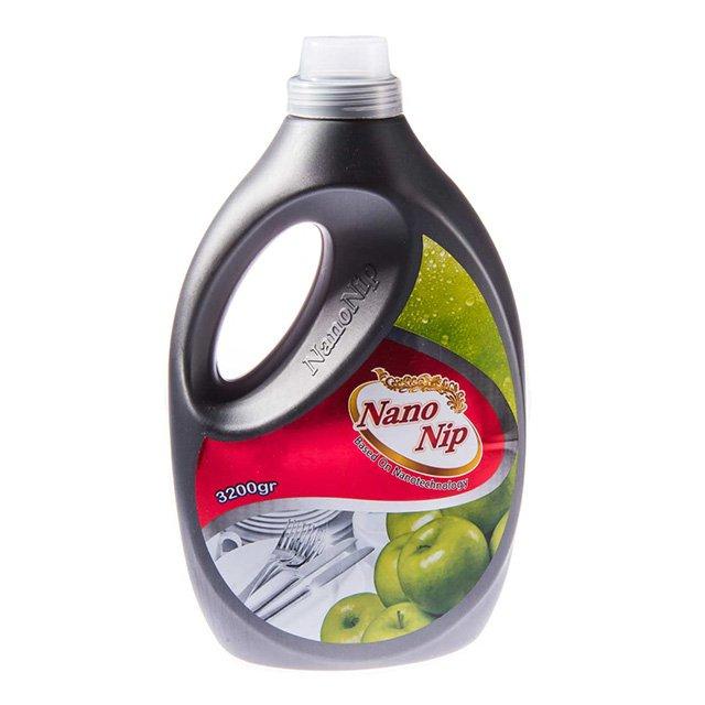 مایع ظرفشویی سیب نانونیپ ۳.۲ گرمی