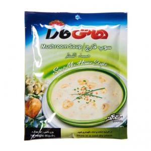 سوپ قارچ هاتی کارا ۵۵ گرمی