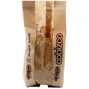 شکر قهوه ای کوبیزکو 530 گرمی