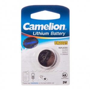 باتری سکه ای لیتیومی ۲۰۲۵ کاملیون