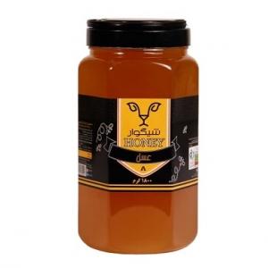 عسل شیگوار ۱.۸ کیلوگرمی