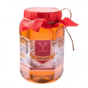 عسل کنار شیگوار ۱ کیلوگرمی